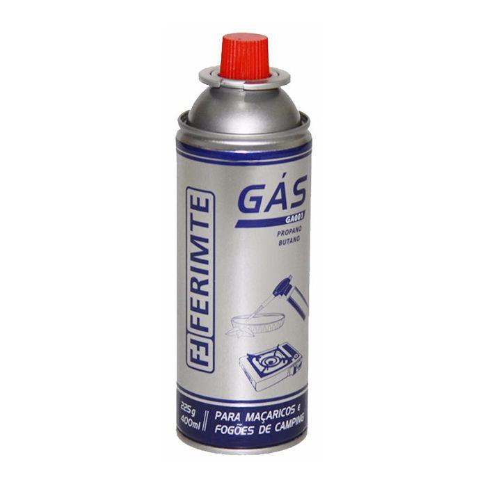 Refil p/ macarico multi-uso (propano/butano) 225gr ferimte ref. ga001 ref.20965