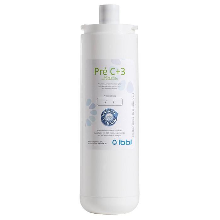 Refil para Purificador de Água 60L/h Ibbl Pré-C+3