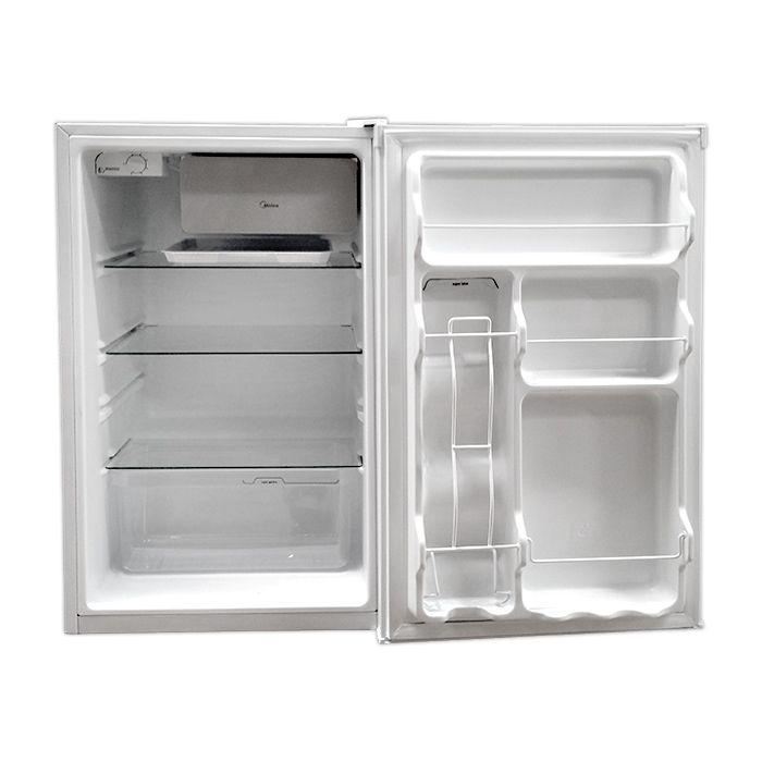 Refrigerador compacto midea 124lt 127v branco mod. mrc12b1