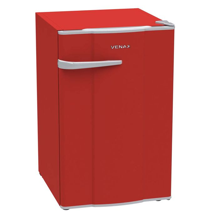 Refrigerador compacto venax 82lt 127v vermelho mod. ngv 10