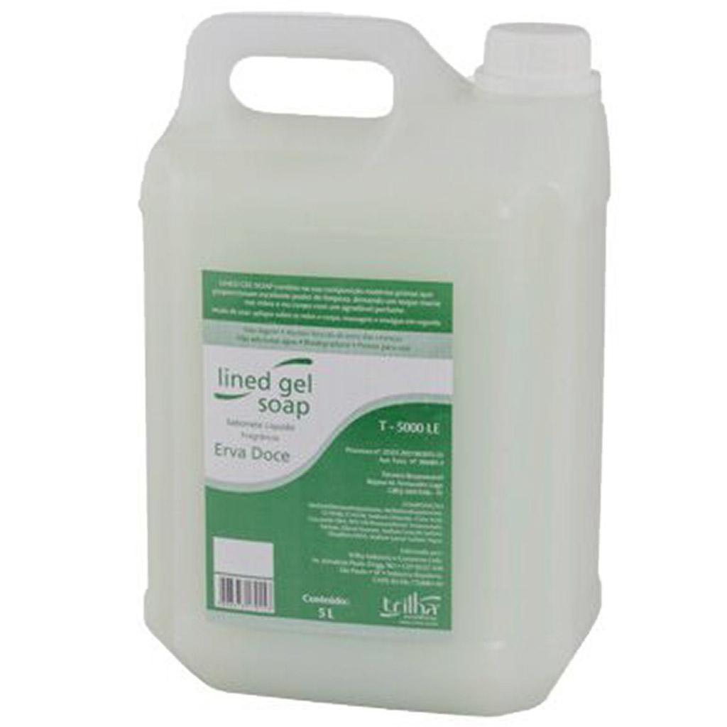 Sabonete Líquido Erva Doce 5L Trilha