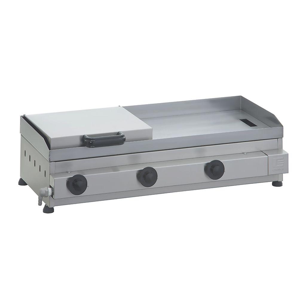 Sanduicheira Conjugada à Gás 80cm Com 1 Prensa 3 Queimadores SCGP-80 Edanca