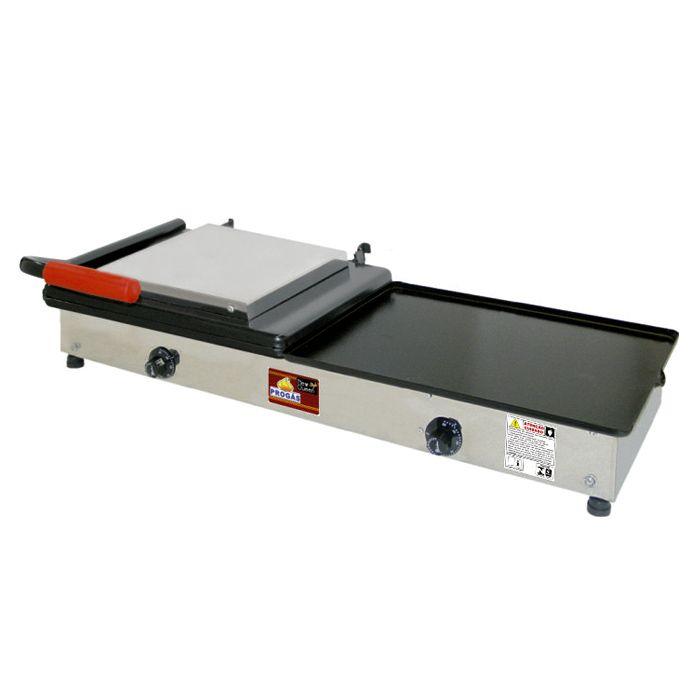 Sanduicheira conjugada eletrica 1 prensa progas 43x99cm 220v mod. pr-950 25020