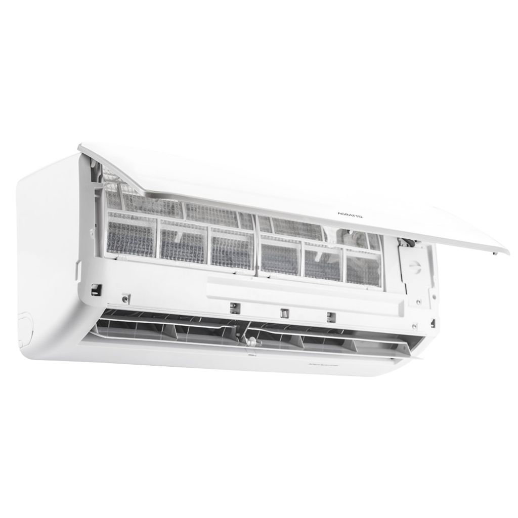 Split parede 12.000 btus 220v agratto inverter r-410 mod. ics12f-r4