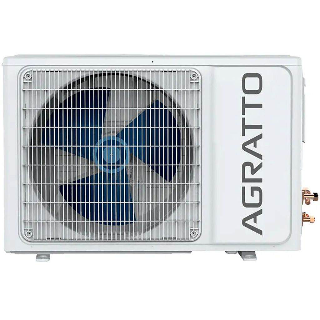 Split parede 18.000 btus 220v agratto r-410 inverter mod. dcs18f-r4