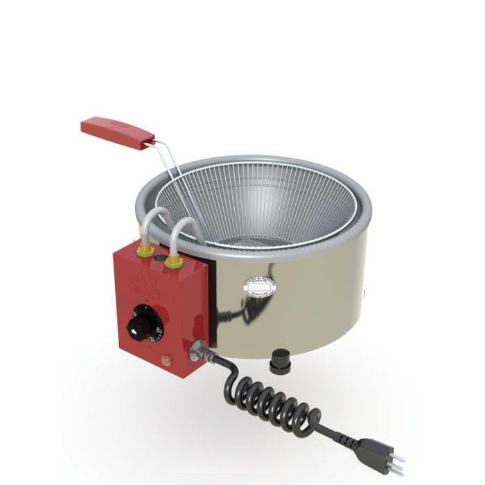 Tacho p/ frituras eletrico 127v 3lt progas inox mod. pr-310e ref. p29585/ 32822