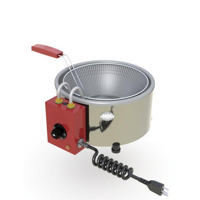 Tacho p/ frituras eletrico 220v 3lt progas inox mod. pr-310e  ref. 29591