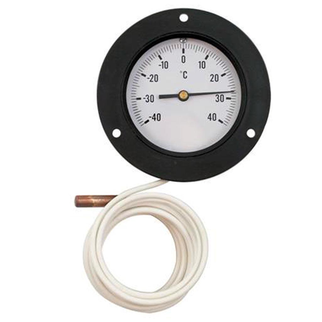 Termômetro Analógico -40 + 40ºC Brasiterm
