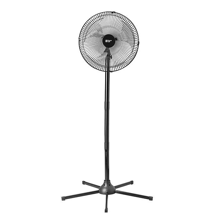 Ventilador de coluna 40cm 127v preto loren sid mod. turbo ref. 1522