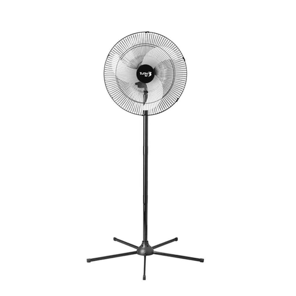 Ventilador de coluna 60cm 127/ 220v preto  loren sid 3v mod.tufao ref.2445