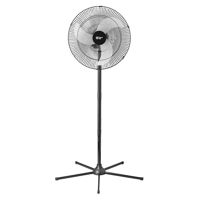 Ventilador de coluna 60cm 127/220v preto loren sid mod. m1 turbo 166/2502