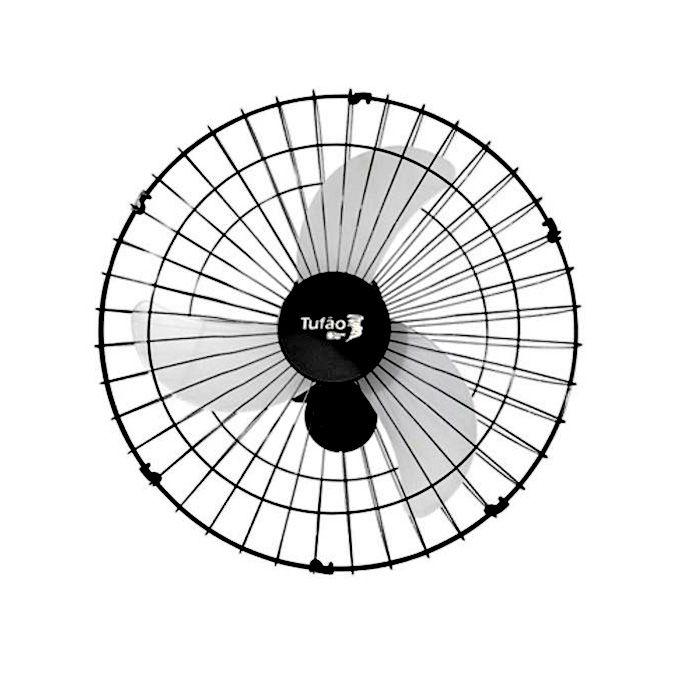 Ventilador de parede 60cm 127/ 220v prata loren sid mod. tufao ref. 2053