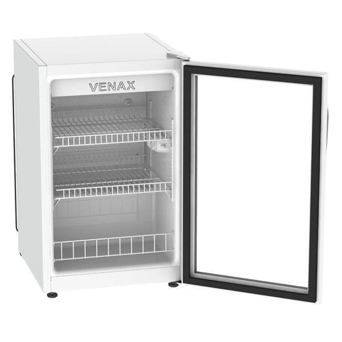 Vitrine expositora vertical 100lt 127v venax mod. vv100l ref. 7148