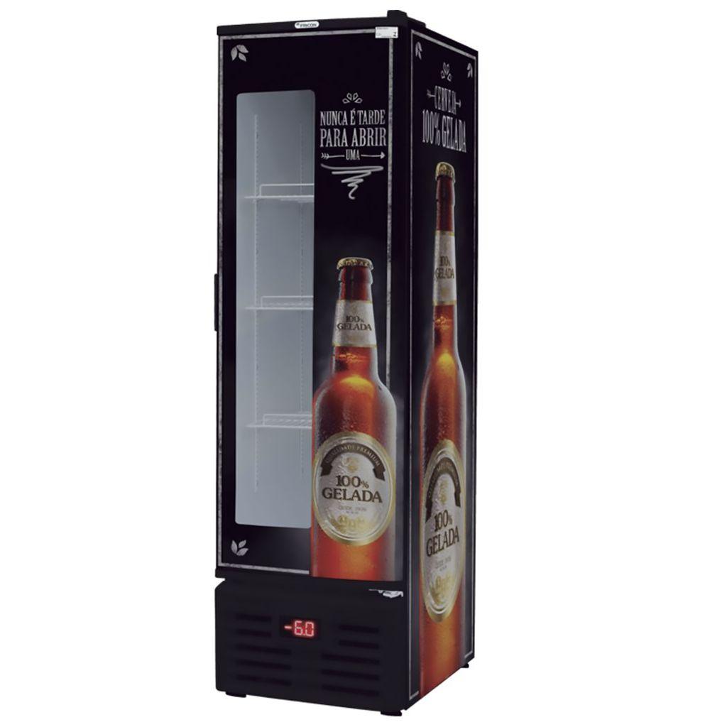 Cervejeira Fricon Frost Free 284L VCFC 284 D - 127v
