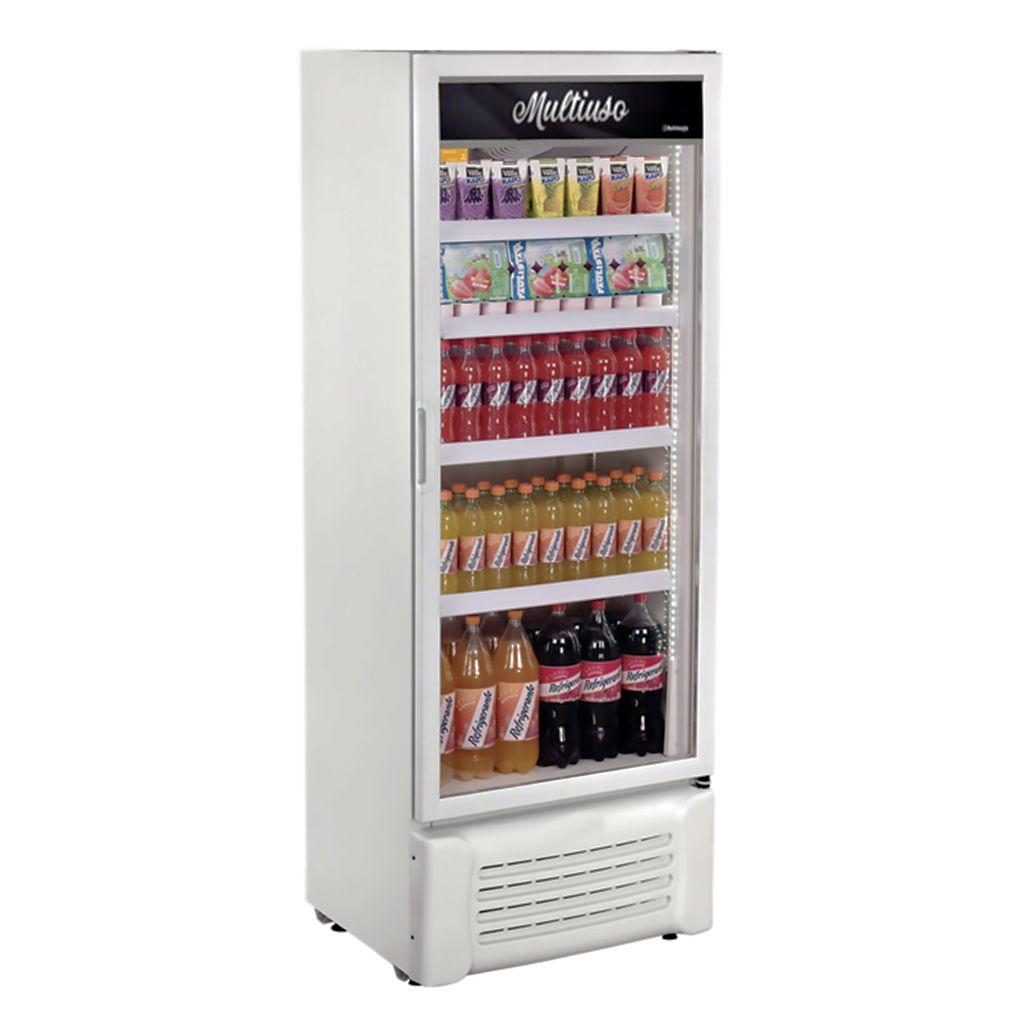 Refrigerador Expositor Para Bebidas Vertical Refrimate Visa Cooler 400L - 127v