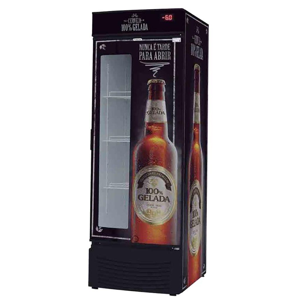 Cervejeira Fricon Frost Free 431L VCFC 431 D - 127v