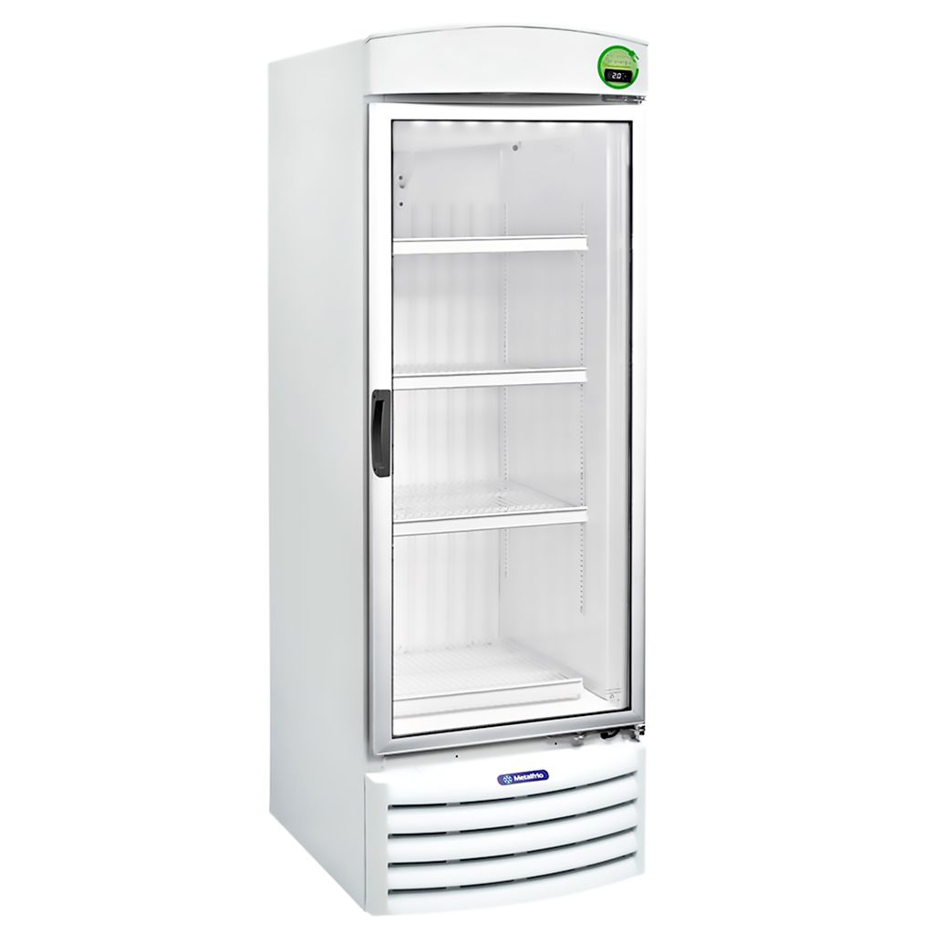 Refrigerador Expositor Para Bebidas Vertical 572L Metalfrio VB52RE - 127v