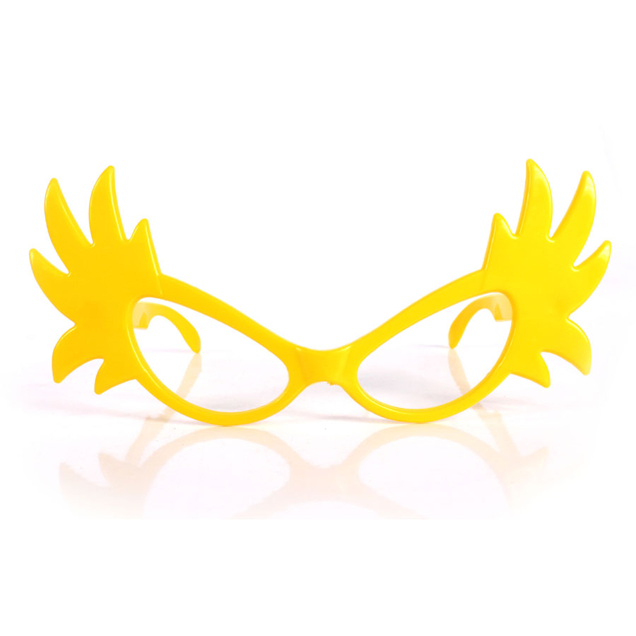 Óculos Samambaia Sem Lente para Festas