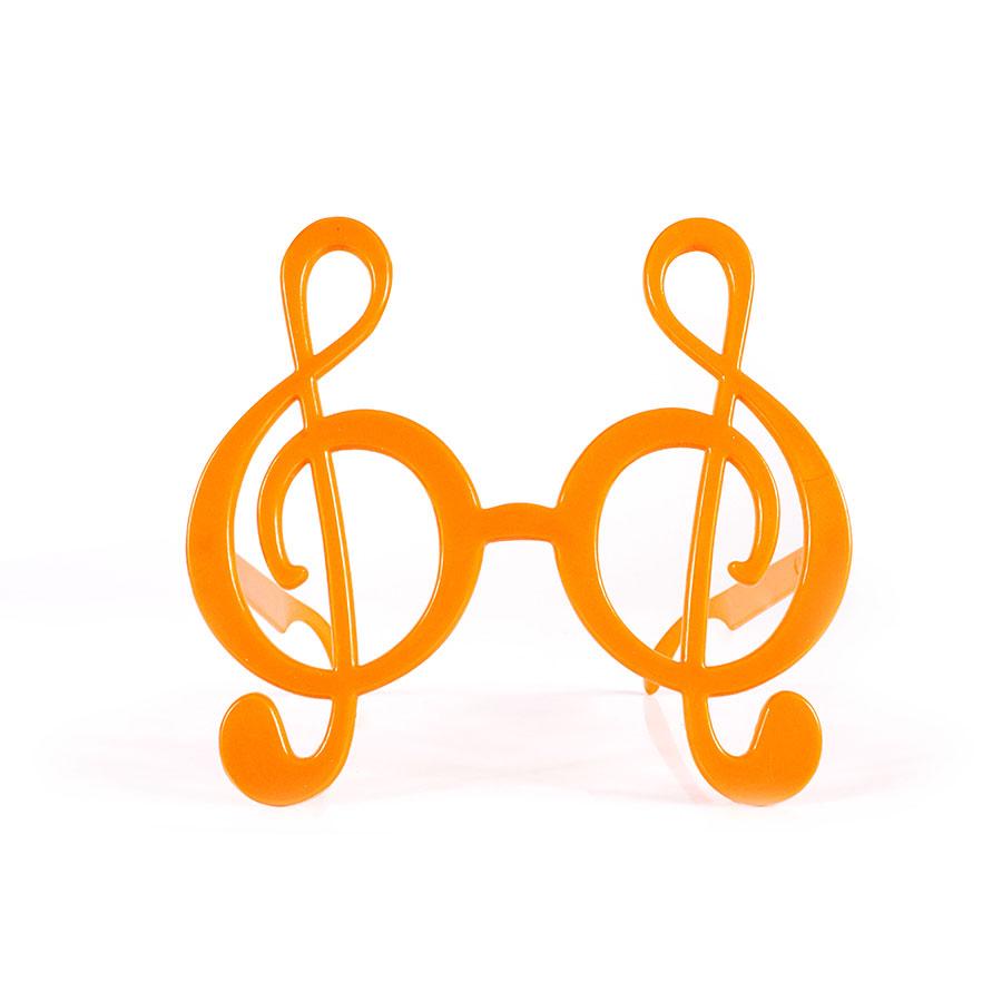 Óculos Musical Sem Lente