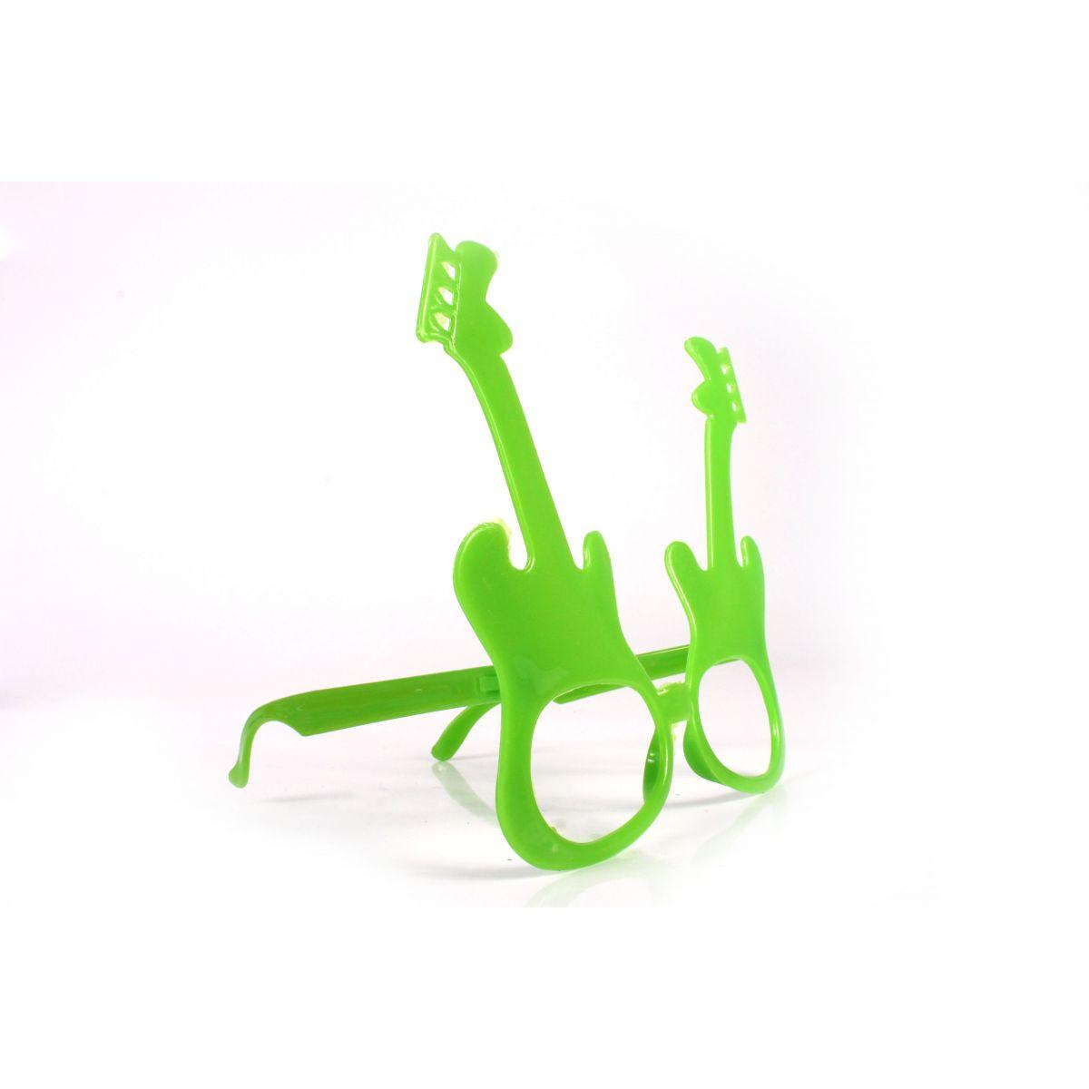Óculos Guitarra Sem Lente