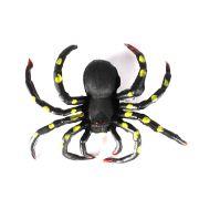 Aranha de Borracha Plástica - Unidade