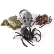 Bichos para Decoração de Halloween - 4 Unidades