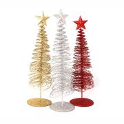 Árvore de Natal Aramada - Diversas Cores