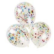 Balão Balloontech nº12 Confeti  - 12 unidades