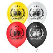 Balão Látex Decorado Festa do Boteco 10