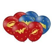 Balão nº9 Liga da Justiça - 25 unidades