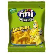 Balas de Gelatina Bananas Fini 250g