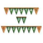 Bandeirinha Decorativa Festa do Boteco