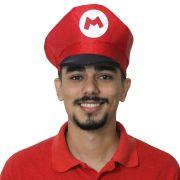 Boina Super Mario