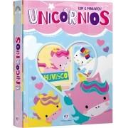 Box 6 Livros Cartonados Unicórnios - Histórias Encantadoras - Ciranda Cultural
