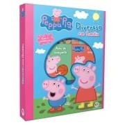 Box 6 Livros Peppa Pig Diversão em Família - Ciranda Cultural