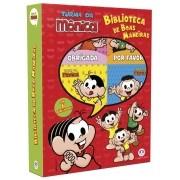 Box 6 Livros Turma da Mônica - Biblioteca de Boas Maneiras - Ciranda Cultural