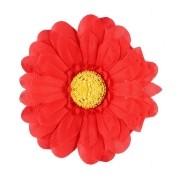 Cabeça de Flor Artificial Vermelha Sortida - Unidade