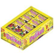 Caixa Gomas de Frutas Deliket Jelly Beans 600g Dori