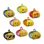 Caixinha Emoji com 8 unidades