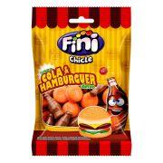Fini Chicle Garrafa de Cola e Hambúrguer 230g