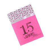 Convite 15 Anos Pink