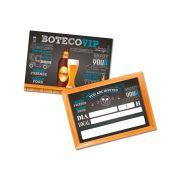 Convite Boteco Vip 8 unidades