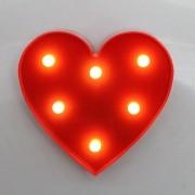 Coração Luminoso de Led