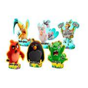 Decoração de Mesa Angry Birds Filme 6 Un