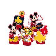 Decoração de Mesa Mickey Clássico 5 Un