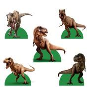 Display do Dinossauros para Decoração de Mesa