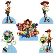 Display do Toy Story para Decoração de Mesa