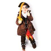 Fantasia Infantil Pirata Do Caribe