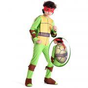 Fantasia Tartarugas Ninjas Raphael