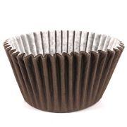 Forminha Cupcake Marrom 45Un